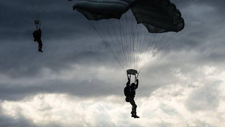 Десантники получат виртуальные тренажеры парашютиста
