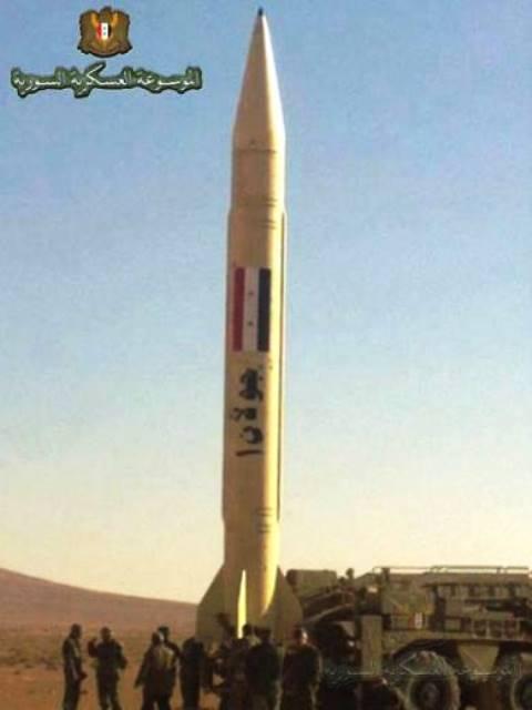 Ракеты комплекса «Эльбрус» в Сирии припасены на «чёрный день»