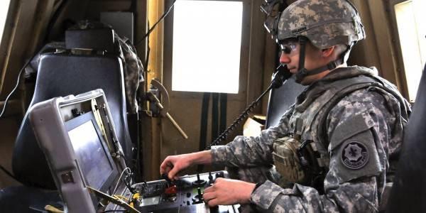 СМИ о новой американской стратегии радиоэлектронной войны