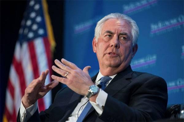 Новому госсекретарю США Тиллерсону припомнили российский орден Дружбы от Владимира Путина
