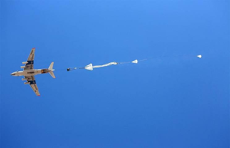 Завершены заводские тестирования парашютной системы для БМД-4 «Бахча»