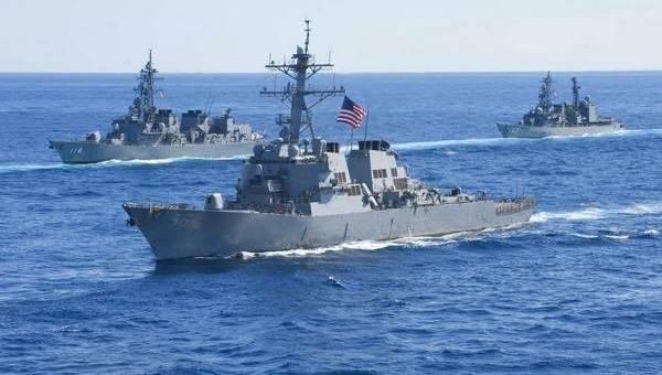 Милитаризация Черного моря - новая акция НАТО