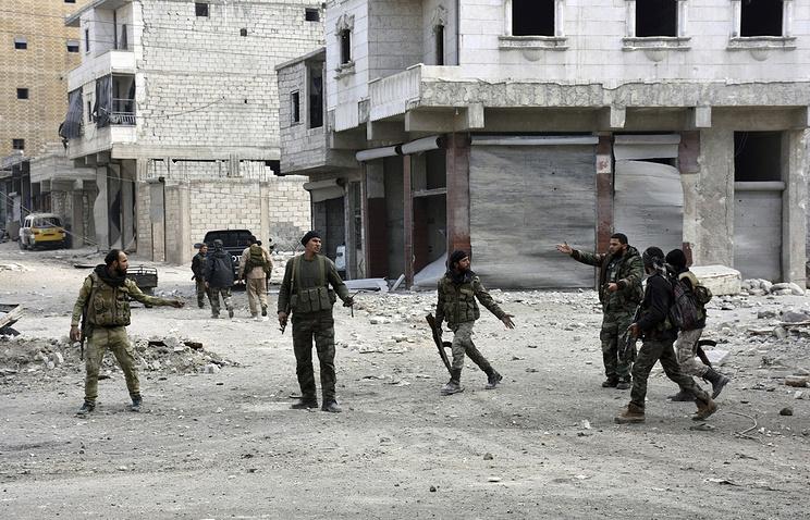 Чуркин заявил о полном контроле Алеппо сирийским правительством