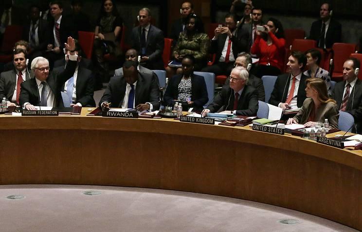 Чуркин резко ответил постпреду США, попытавшейся пристыдить РФ и Сирию за «бесчинства» в Алеппо
