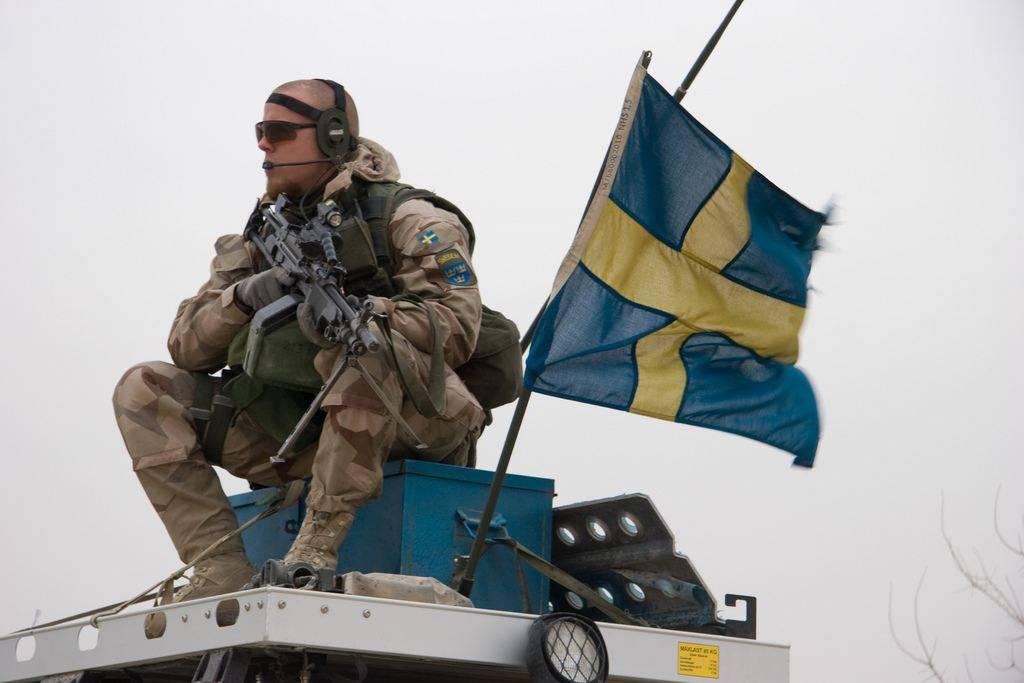 Понеразглашаемым причинам власти Швеции призвали готовить страну квойне