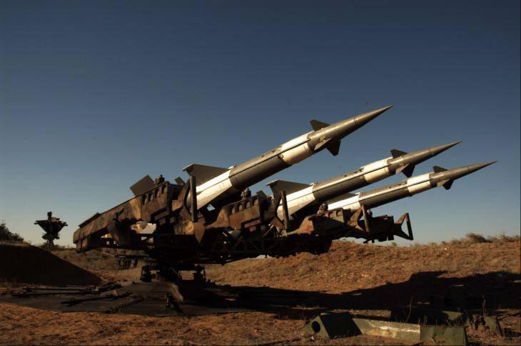 WP: террористы могли захватить в Пальмире зенитный комплекс С-125