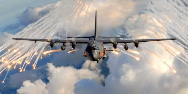 СМИ: В США боевыми лазерами оснастят самолёты огневой поддержки