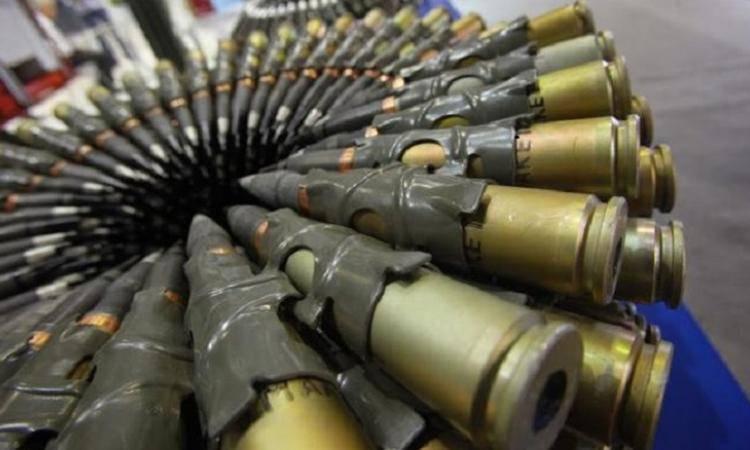 «Техмаш»: серийные поставки 30-мм боеприпасов нового типа начнутся в 2018 г