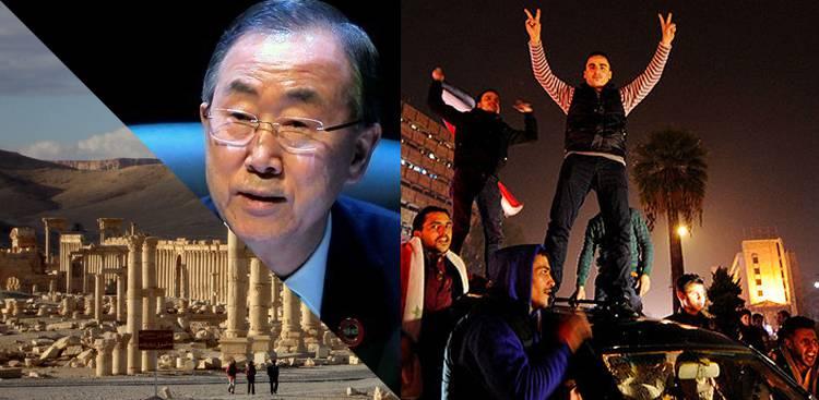 Генсек ООН выразил озабоченность…
