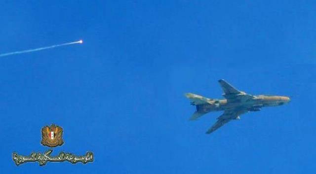 Су-22 в Сирии