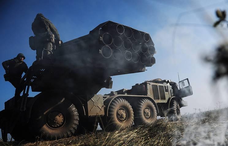 Российскую базу в Таджикистане усилят дивизионом РСЗО «Ураган»