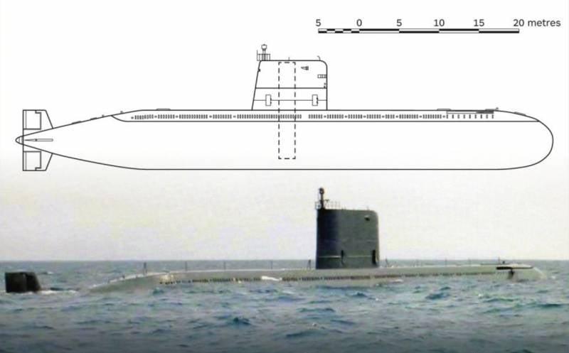 нашлась подводная лодка кндр