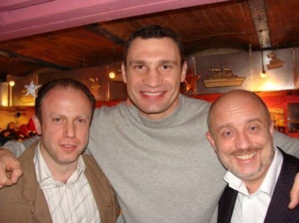 У г-на Бильжо в Киеве обнаружился бизнес с майданным налётом