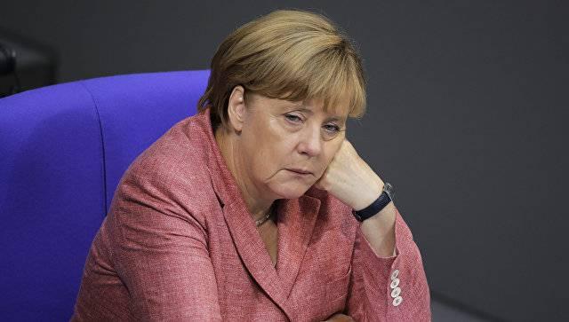 Меркель: ЕС возложил ответственность за удары по мирным объектам в Сирии на Москву, Тегеран и Дамаск