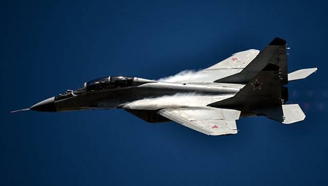 ВС Сербии надеются получить от России шесть истребителей МиГ-29