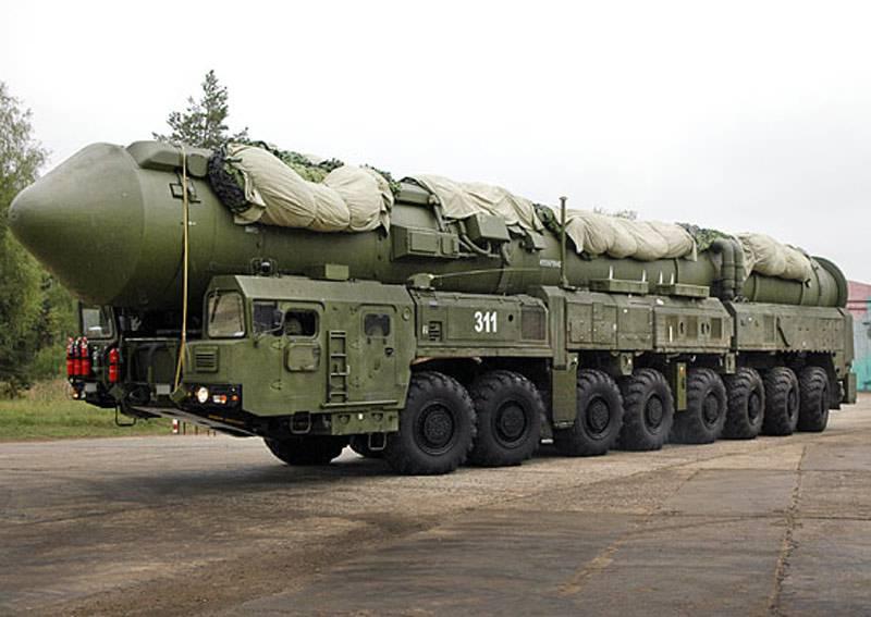РВСН: в текущем году на боевое дежурство поставлены 23 пусковые установки комплекса ЯРС