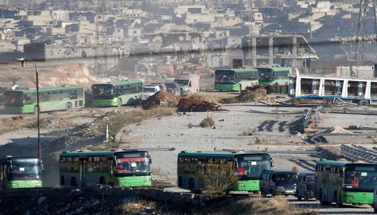 Завершена операция поосвобождению Алеппо оттеррористов— ГенштабРФ