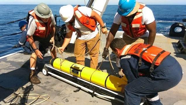 США требуют от Китая вернуть перехваченный подводный дрон