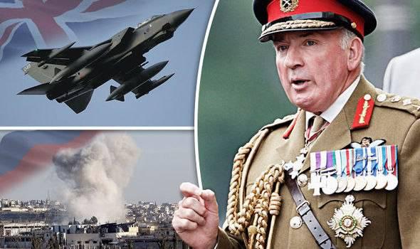 Стальные псы королевы в сирийских песках. Асада ждёт участь Каддафи?