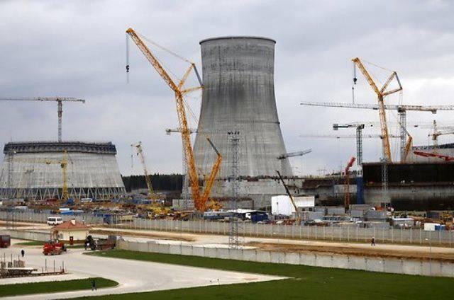 Литва не смогла убедить соседей в опасности строящейся БелАЭС