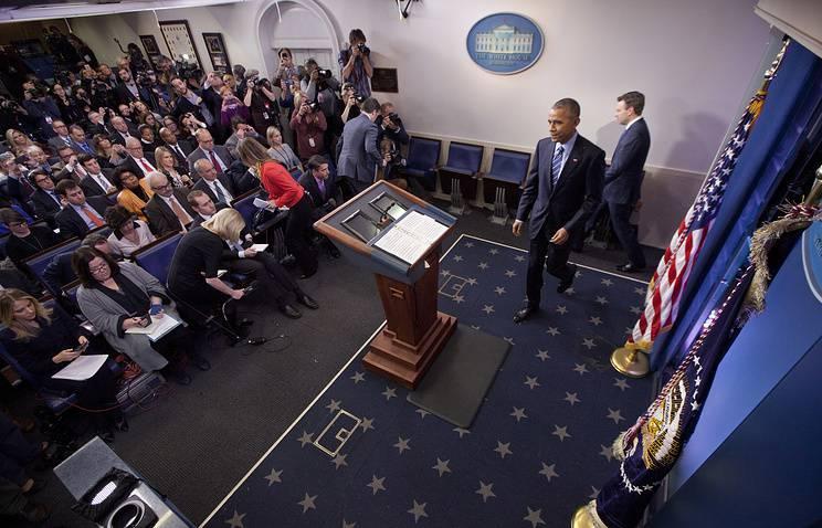 Обама вновь назвал Россию страной со слабой экономикой