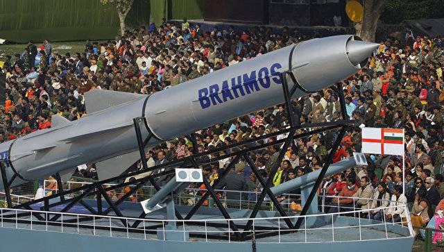 Дальность полёта ракеты «БраМос» будет увеличена