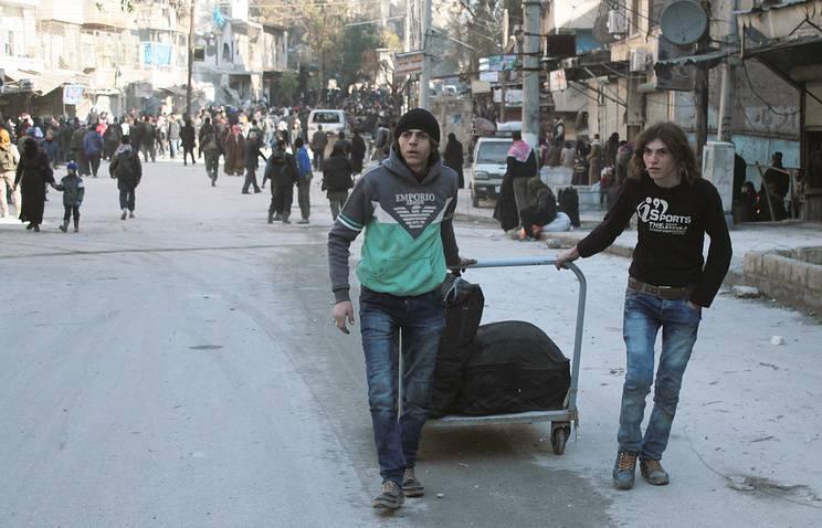 Конашенков объяснил, в чем уникальность операции, проведенной в Алеппо