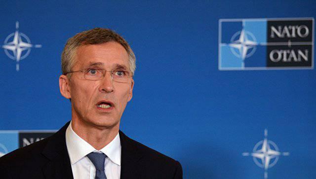Столтенберг: сдержанность НАТО по отношению к сирийскому конфликту объясняется «ужасающей ситуацией» в стране