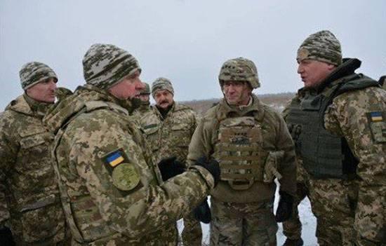 ЛНР: Пресечена попытка прорыва ВСУ в районе Калиновки