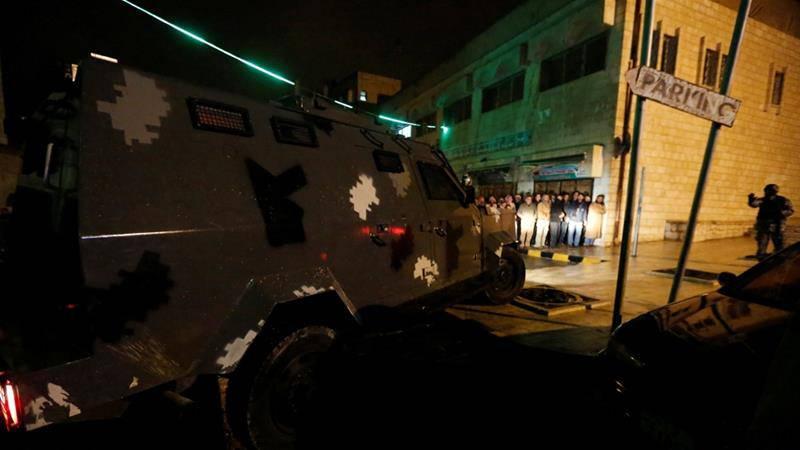 Террористическая атака на Иорданию