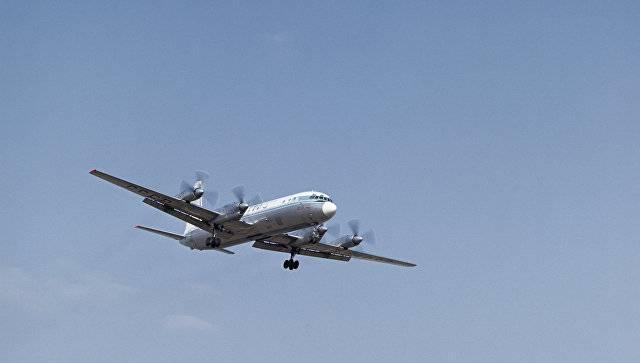 В Якутии произвел жесткую посадку Ил-18, жертв нет