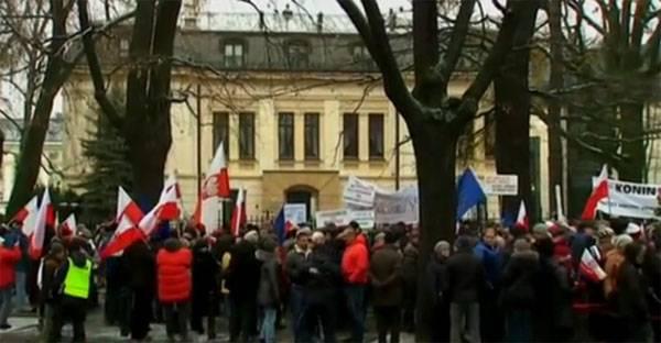Евросовет грозит лишить Польшу права голоса