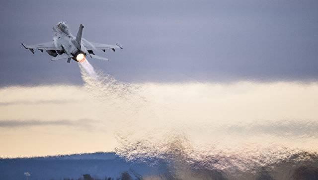 ВВС Южной Кореи оснастили свои F-16 бомбами для поражения бункеров