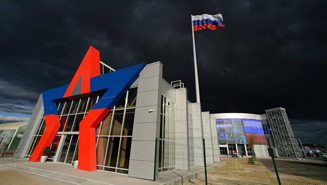 «Калашников» построит в Подмосковье огневой центр