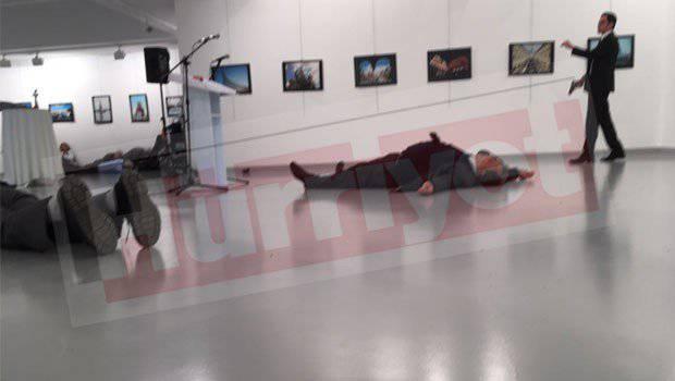В Анкаре тяжело ранен российский посол