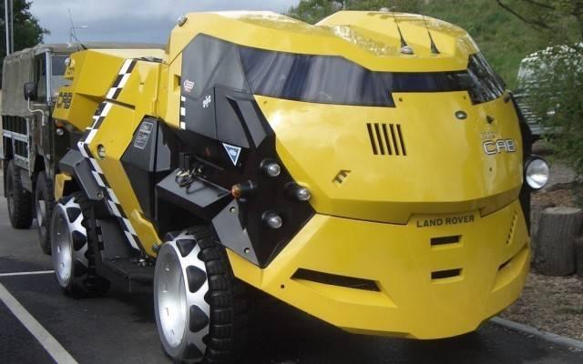 Тайны Land Rover. Загадочный трак 101