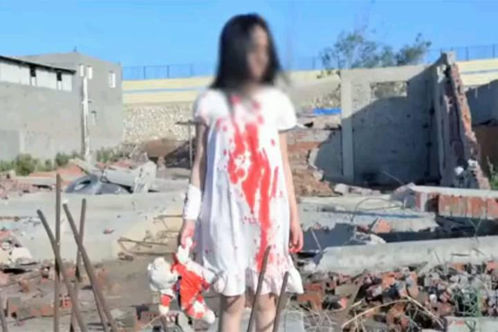 В Египте задержан фотограф-постановщик сцен с «ранеными детьми из Алеппо»