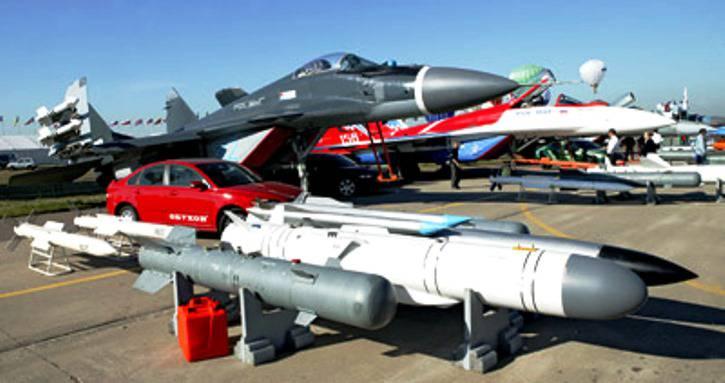 В текущем году Россия продала вооружений на $ 14 млрд