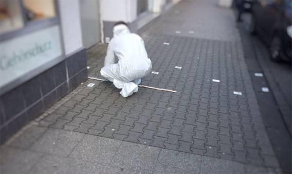 Стрельба в немецком Висбадене. Есть жертвы
