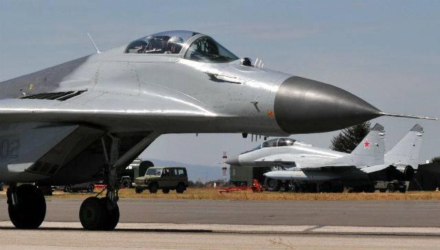 Федеральная служба по ВТС подтвердила информацию о решении передать Сербии шесть МиГов