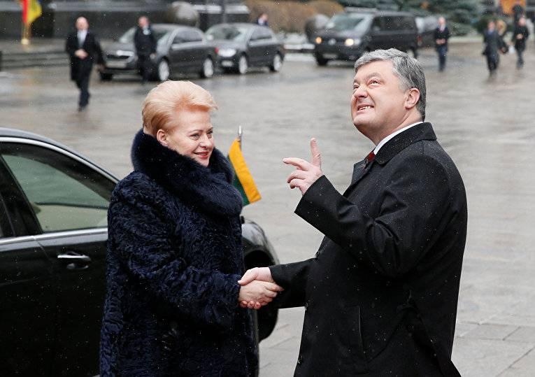 Молчание — золото, да, Украина? Да, Литва?!