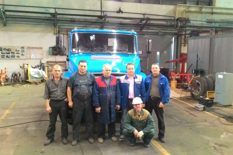 ЗиЛ выпустил последний в своей 100-летней истории грузовик