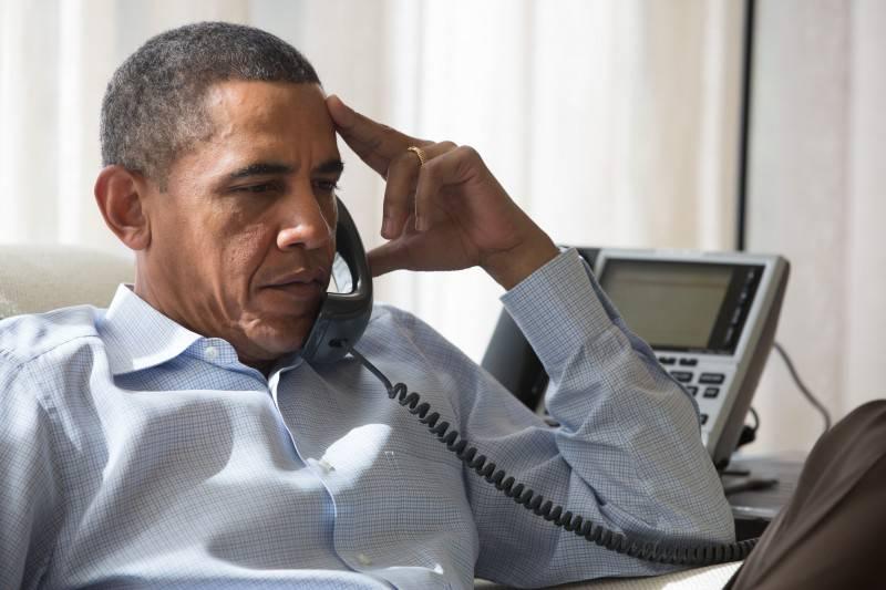 Команда Обамы прощается с властью новыми санкциями