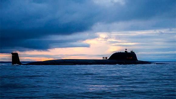 Российский флот получил подводный интернет