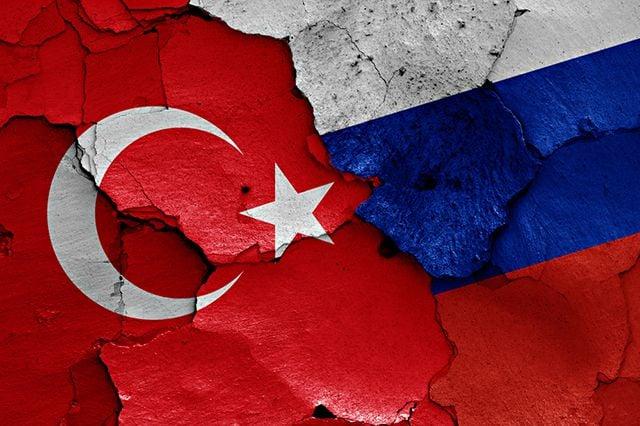 Проект «ЗЗ». Россия и Турция: напряжённость или партнёрство?