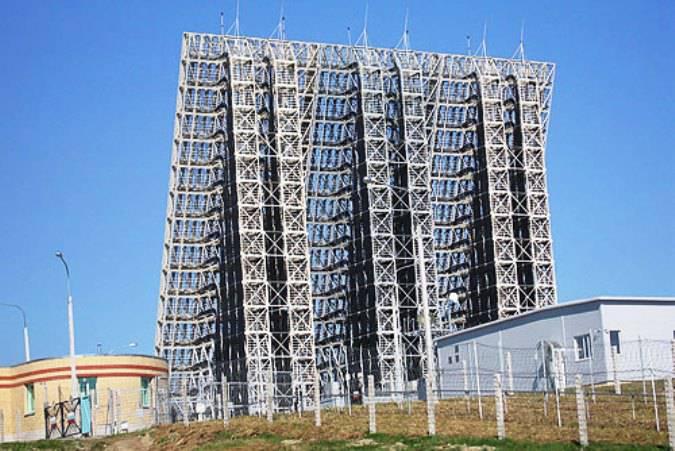 В РФ до 2018 г планируется создать замкнутое радиолокационное поле системы СПРН