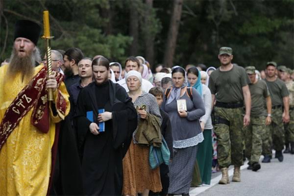 Иерархи православной церкви России и Украины посодействовали процессу обмена пленными