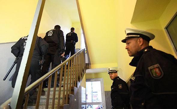 У милиции Германии вделе оберлинском теракте появился новый подозреваемый