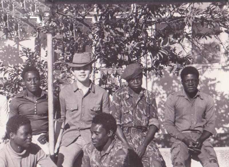 Война, которой не было. Мозамбик