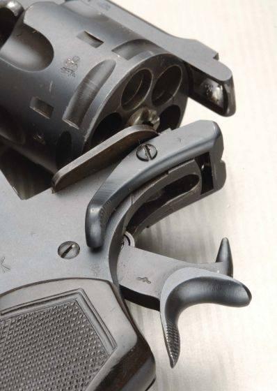 «Энфилд» №2 – револьвер, созданный ради удобства